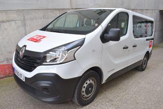Renault Trafic dci combi 9 2017