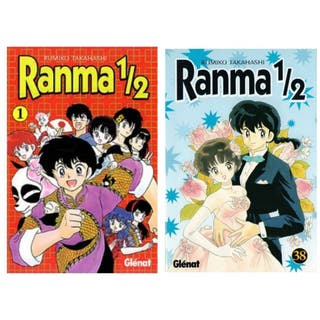 Ranma Manga Colección Completa