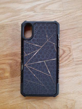 FUNDA MOVIL iPhone X - iPhone XS