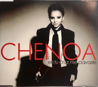 CD Single Chenoa. En tu cruz me clavaste