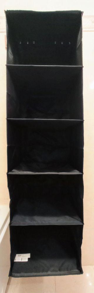 Organizador de armario plegable