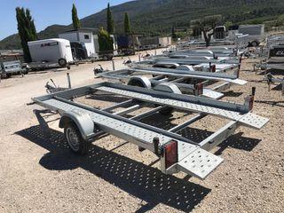 Remolque Porta-Coches IMOLA PLUS 1600kg