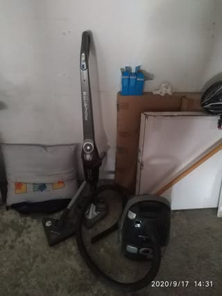 aspiradores con y sin bolsa