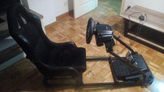 Playseat, Cockpit