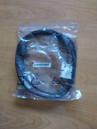 Cable Ordenador Monitor DVI - D