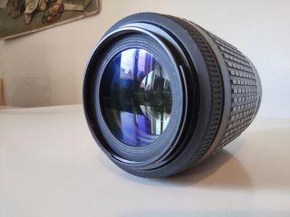 Objetivo Nikon 55-200 cámara reflex