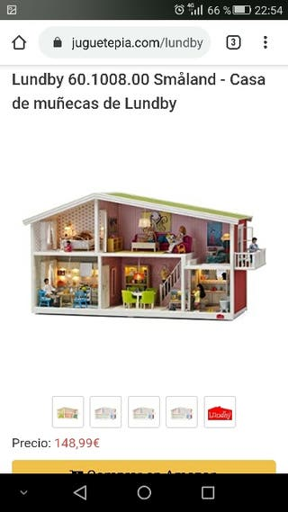casa de muñecas Lundby +ampliación