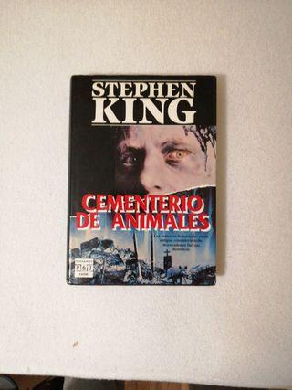 vendo libro de stephen king