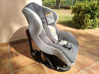 Sillita coche bebe, marca Chicco