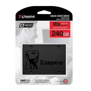 Kingston A400 240GB 2.5 Disco Duro SSD