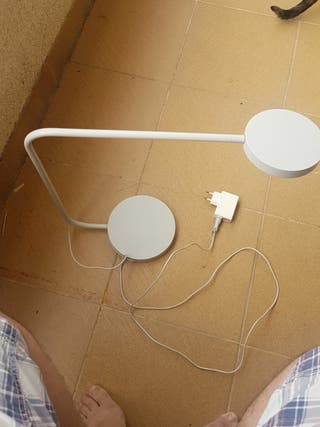 Lámpara escritorio LED