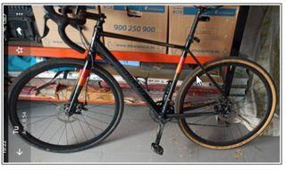 Bici de gravel Serious Grafix