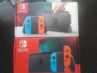 Consolas Nintendo Switch V1 y V2