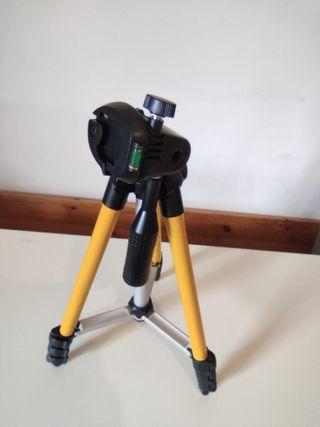 Trípode para cámara reflex