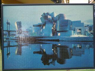 cuadro puzle Guggenheim