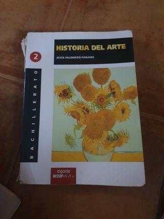 libro de historia del arte 2 bachiller