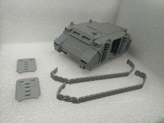 Rhino marines espaciales warhammer 40000 40k