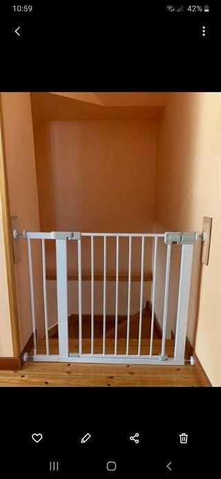 Barrera para escaleras para niños (73-80cm)