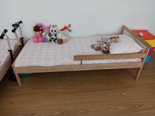 Cama Ikea para niños