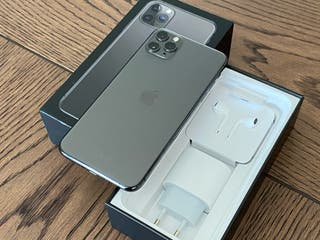 iPhone 11 Pro Max gris 64gb + factura Apple