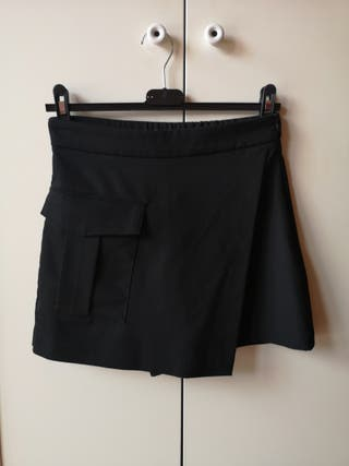 falda pantalón Zara XS