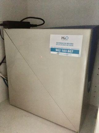 Filtro depurador de agua por ósmosis inversa