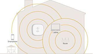 Belkin, extensor del rango de wifi para pared, Bla