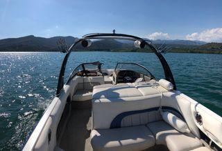 Barco Malibu wakesetter 23 XTI