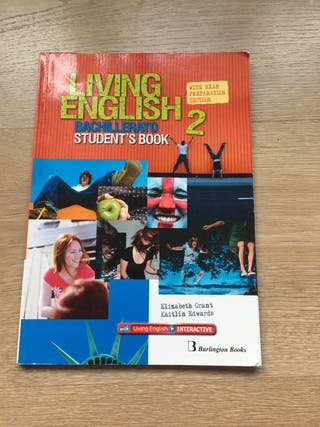 LIVING ENGLISH 2 (student's book)