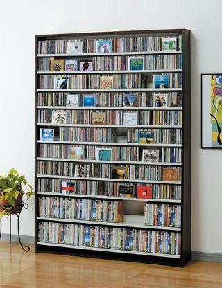 Colección CDs de música