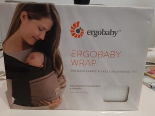 fular portabebe Ergobaby Wrap