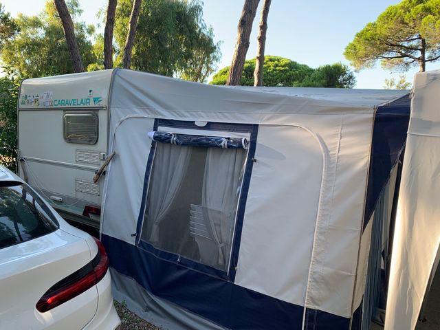Caravana Caravelier 5 plazas