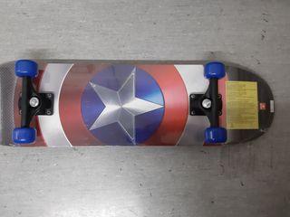 skate capitan america