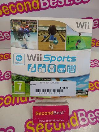 Juego Wii Sports Sports Wii