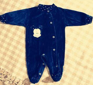 Pijama Mickey / Azul