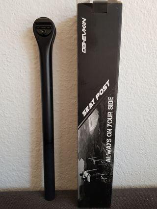 Tija carbono 26.8mm