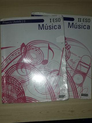 LIBRO DE MUSICA 1° Y 2° ESO