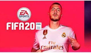 FIFA 20 para play station 4