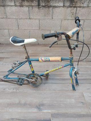 BMX de los años 80-90