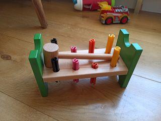 juguete madera ikea
