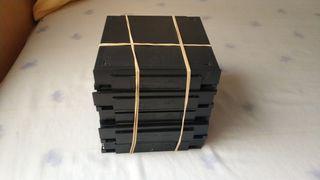 Archivador de CDs modular Pack de 5 modulos