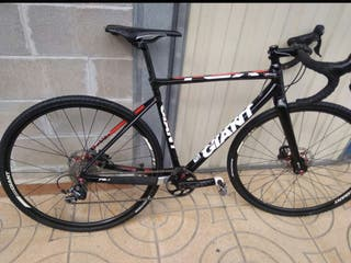 Bicicleta CX o Gravel Giant talla S
