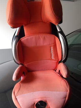 silla de coche grupo 2-3, para niños de 15 a 36 kg