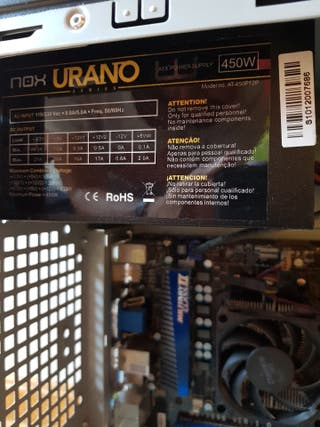 PC AMD A8 SSD 8Gb RAM - Ordenador Sobremesa
