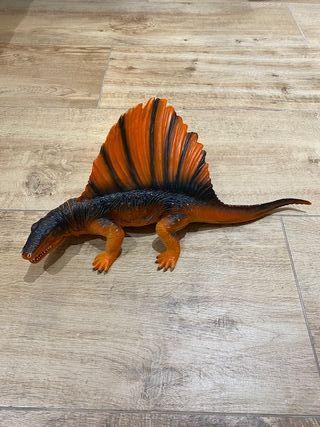 Figura dinosaurio grande Dimetrodon
