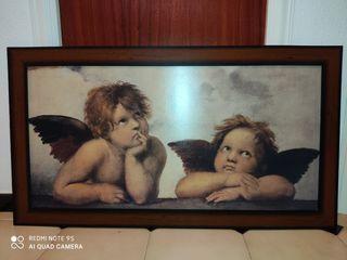 Cuadro ángeles