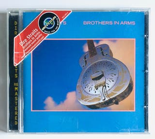 DIRE STRAITS Brothers in arms Disco CD