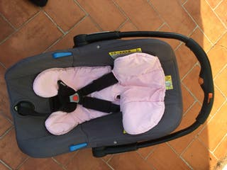 Asiento coche bebé Jané