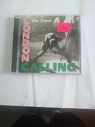 CD The Clash London Calling