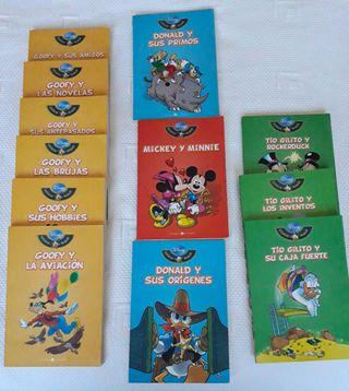 cómics Disney 13x8 eur